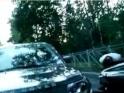 Очередной водитель под действием бутирата