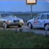 Crash Test Mercedes Clase S (w140) против Opel Corsa