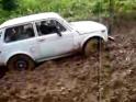 Нива — танки грязи не боятся!