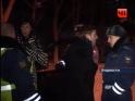 Задержание пьяной дамы во Владивостоке